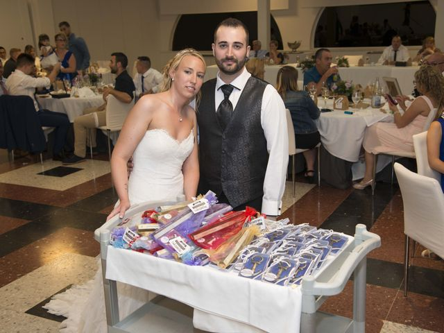 La boda de Ferran y Sara en Castelldefels, Barcelona 14
