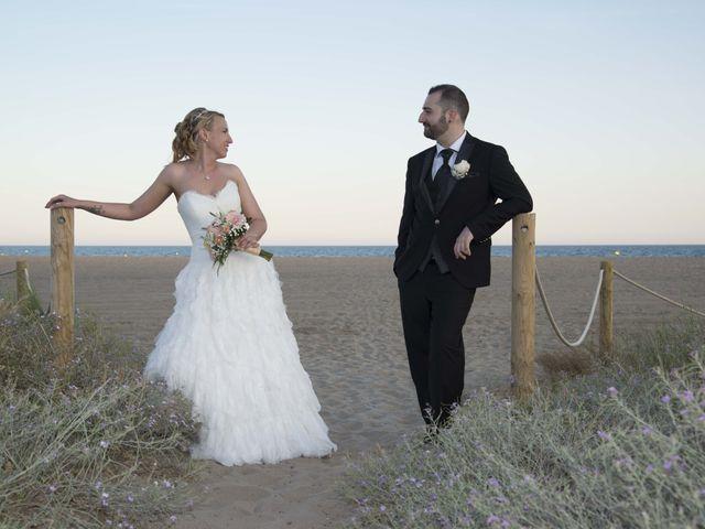 La boda de Ferran y Sara en Castelldefels, Barcelona 20