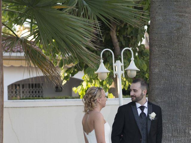 La boda de Ferran y Sara en Castelldefels, Barcelona 21