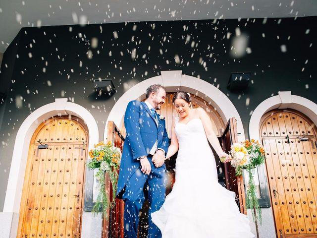 La boda de Javi y Angela  en Alcobendas, Madrid 2