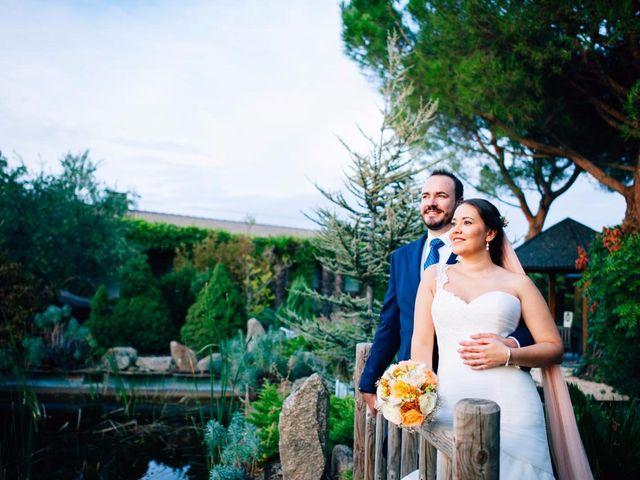 La boda de Javi y Angela  en Alcobendas, Madrid 5