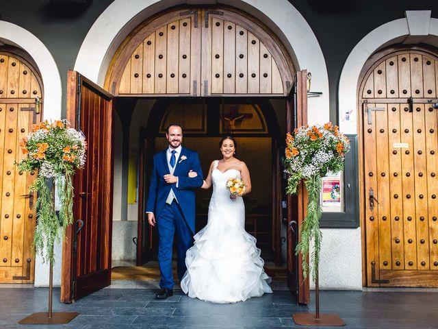 La boda de Javi y Angela  en Alcobendas, Madrid 6