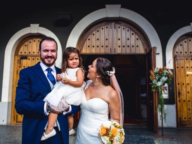 La boda de Javi y Angela  en Alcobendas, Madrid 9