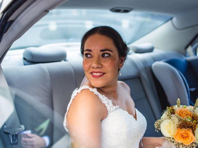 La boda de Javi y Angela  en Alcobendas, Madrid 16