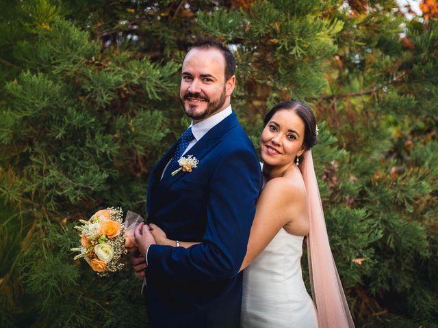La boda de Javi y Angela  en Alcobendas, Madrid 21