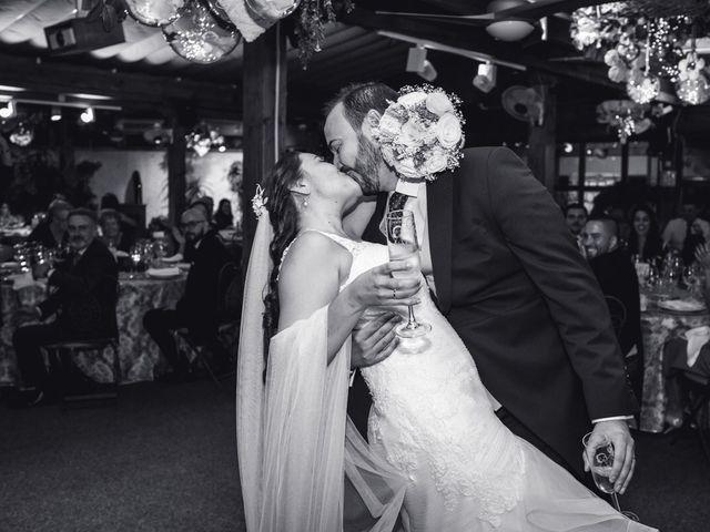 La boda de Javi y Angela  en Alcobendas, Madrid 22
