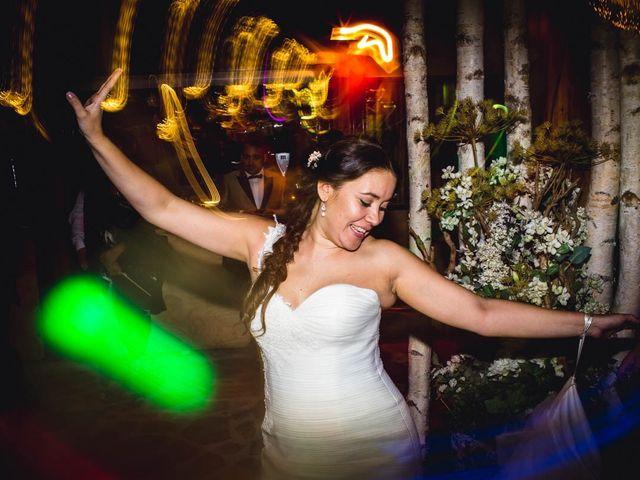La boda de Javi y Angela  en Alcobendas, Madrid 23