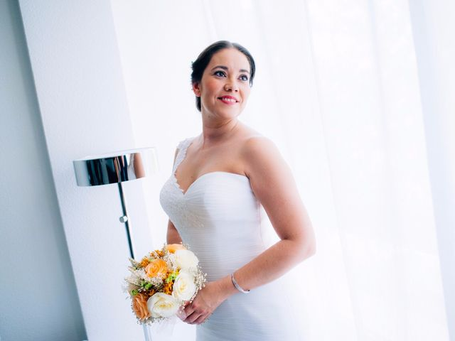 La boda de Javi y Angela  en Alcobendas, Madrid 25
