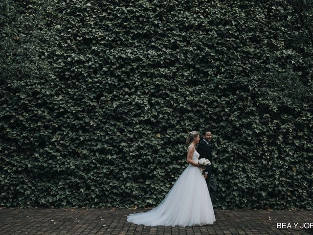 La boda de Jorge y Bea en Elciego, Álava 1