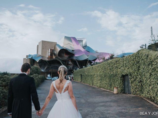 La boda de Jorge y Bea en Elciego, Álava 4