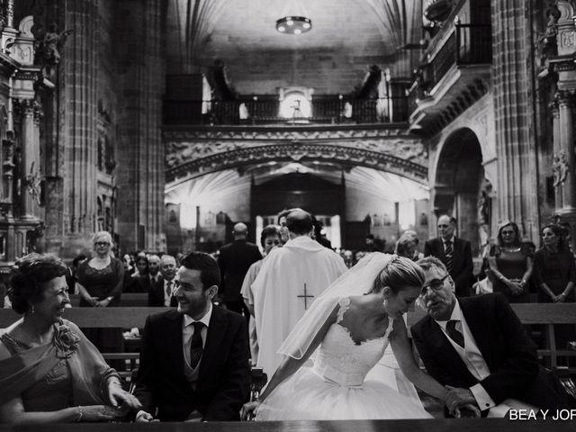 La boda de Jorge y Bea en Elciego, Álava 7