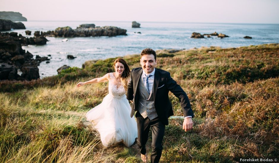 La boda de Jon y Saioa en Isla, Cantabria