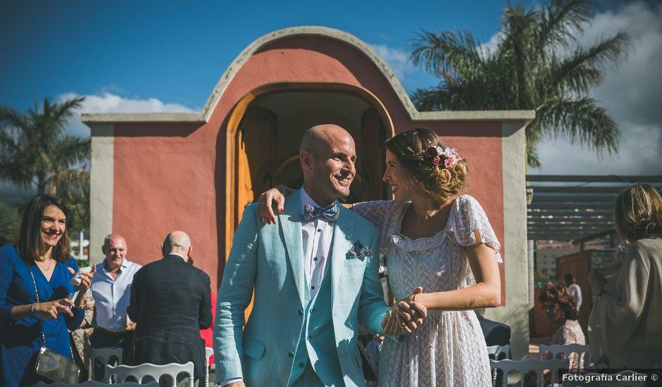 La boda de Christian y Paula en Santa Cruz De Tenerife, Santa Cruz de Tenerife