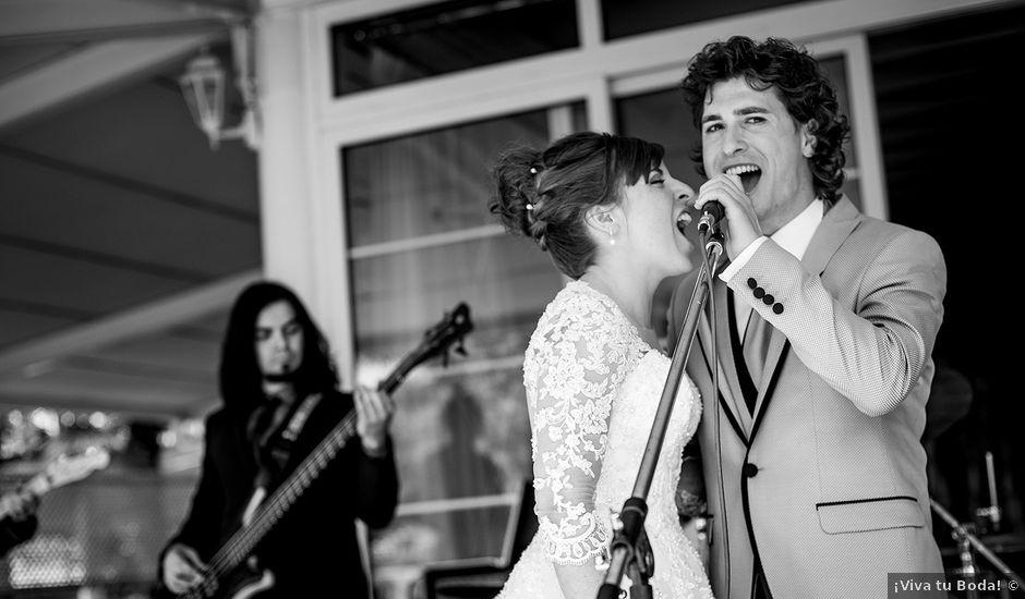 La boda de Rubén y Jessica en Logroño, La Rioja