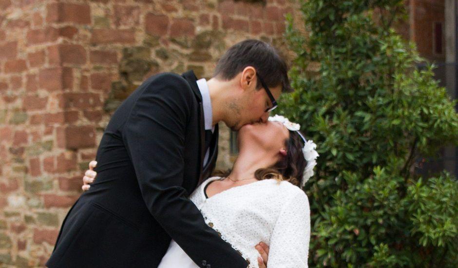 La boda de Míguel y Lara en Viladecans, Barcelona