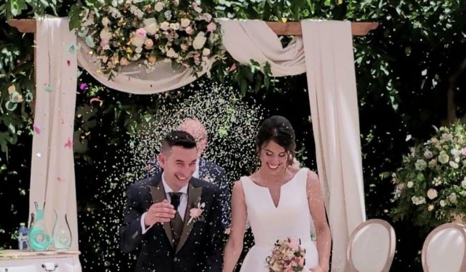 La boda de Antonio y Olga en Caudete, Albacete