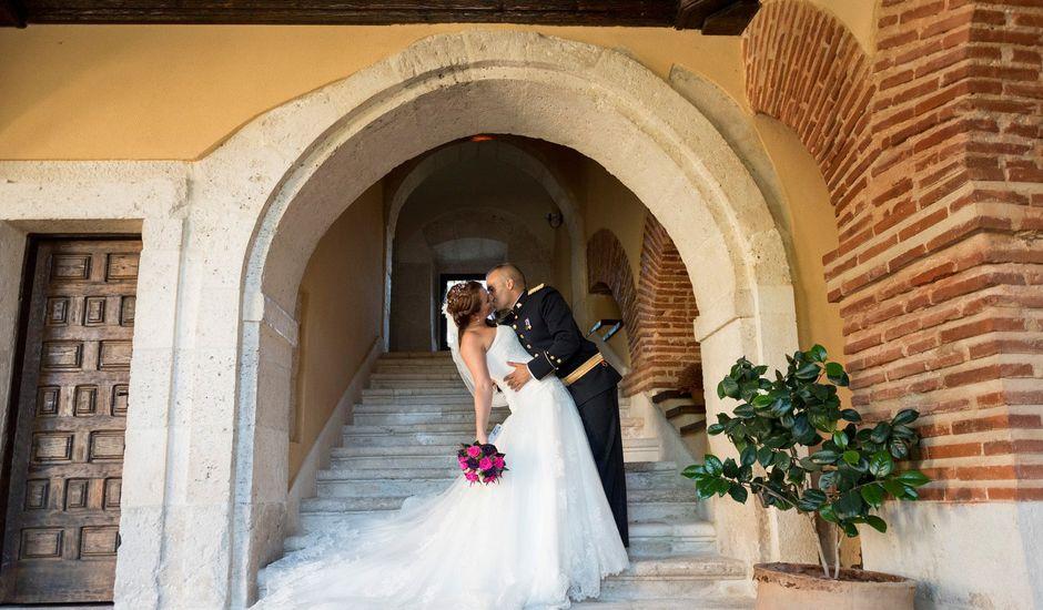 La boda de Saúl y Beatriz  en Fuentidueña, Segovia