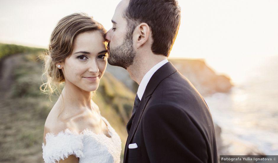 La boda de Nacho y Silvia en Villaverde De Pontones, Cantabria