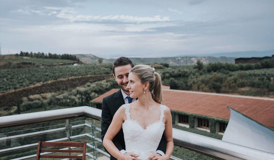 La boda de Jorge y Bea en Elciego, Álava