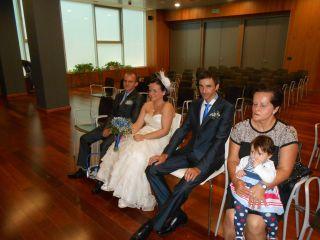 La boda de Vanessa y Niver