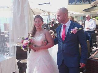 La boda de Maria muñoz y Irene  nevado 1