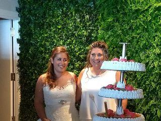 La boda de Maria muñoz y Irene  nevado 2