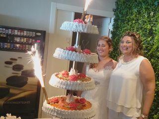 La boda de Maria muñoz y Irene  nevado