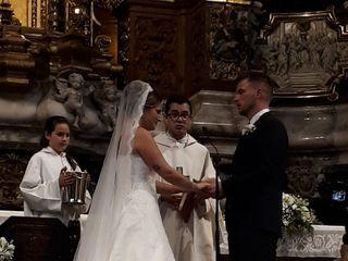 La boda de Tania y Tomás  2