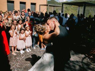 La boda de Tania y Tomás