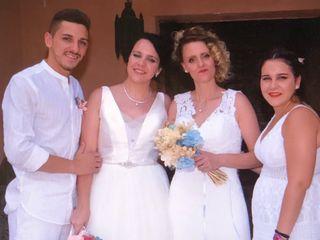 La boda de Nora y Jael 1