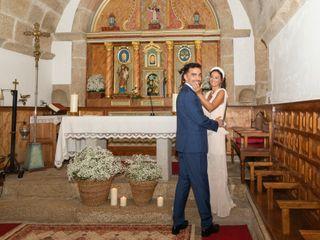 La boda de David y Mayte
