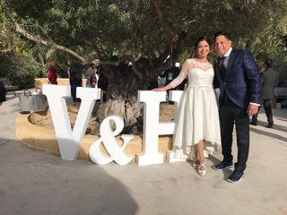 La boda de Victoria y Harry