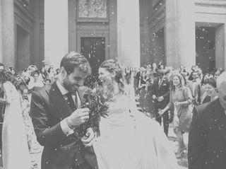 La boda de Victoria y Sergio