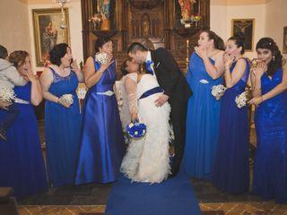 La boda de Elizabeth y Jesús Ramón 1