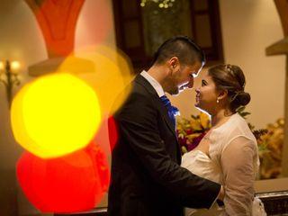 La boda de Elizabeth y Jesús Ramón