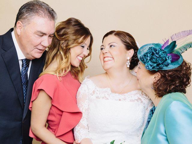 La boda de Ángel y Marta en Carmona, Sevilla 9