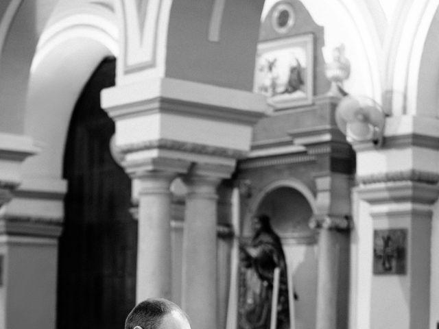 La boda de Ángel y Marta en Carmona, Sevilla 12