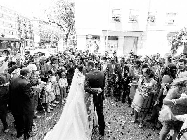 La boda de Ángel y Marta en Carmona, Sevilla 15