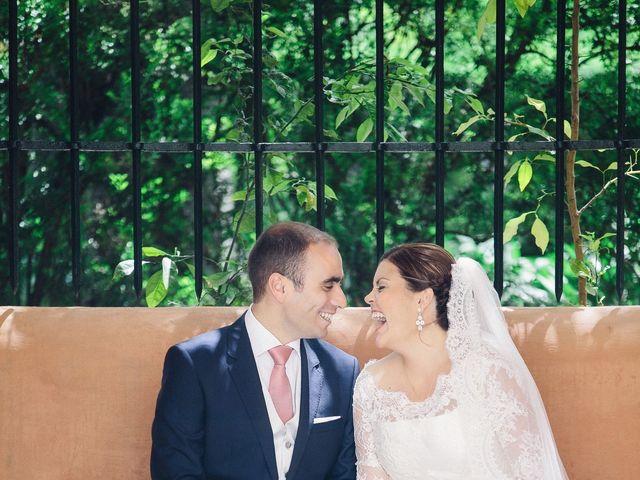 La boda de Ángel y Marta en Carmona, Sevilla 21