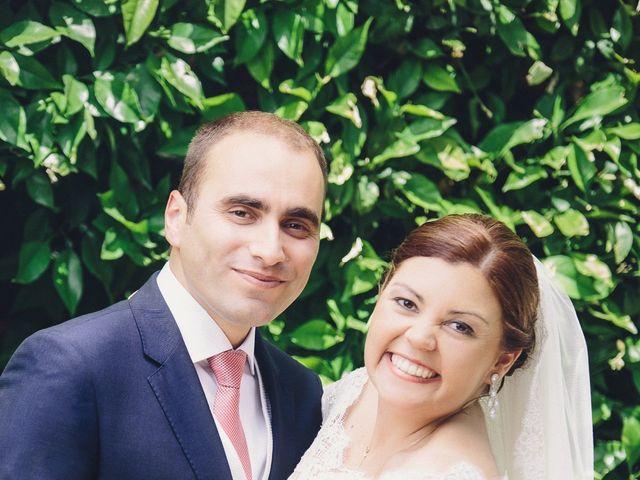 La boda de Marta y Ángel