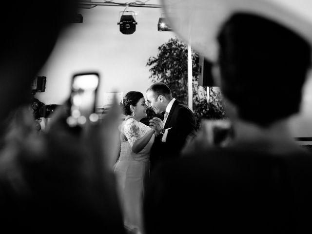 La boda de Ángel y Marta en Carmona, Sevilla 45