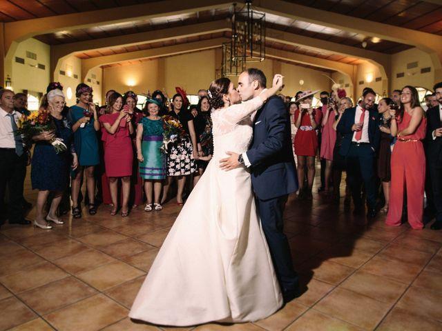 La boda de Ángel y Marta en Carmona, Sevilla 2