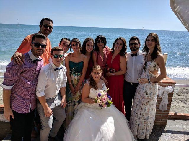 La boda de Irene  nevado y Maria muñoz en Benalmadena Costa, Málaga 5