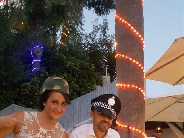 La boda de Irene  nevado y Maria muñoz en Benalmadena Costa, Málaga 9