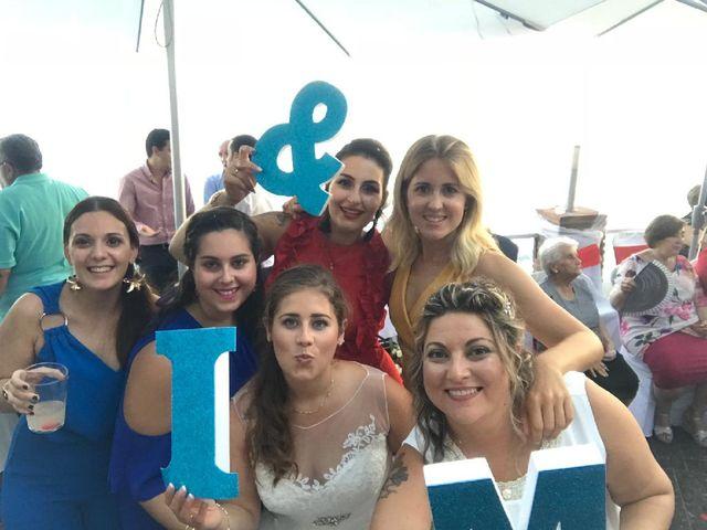 La boda de Irene  nevado y Maria muñoz en Benalmadena Costa, Málaga 13