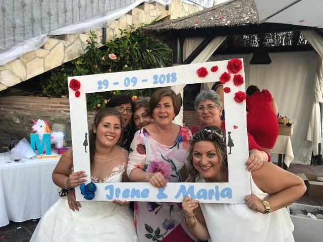 La boda de Irene  nevado y Maria muñoz en Benalmadena Costa, Málaga 14