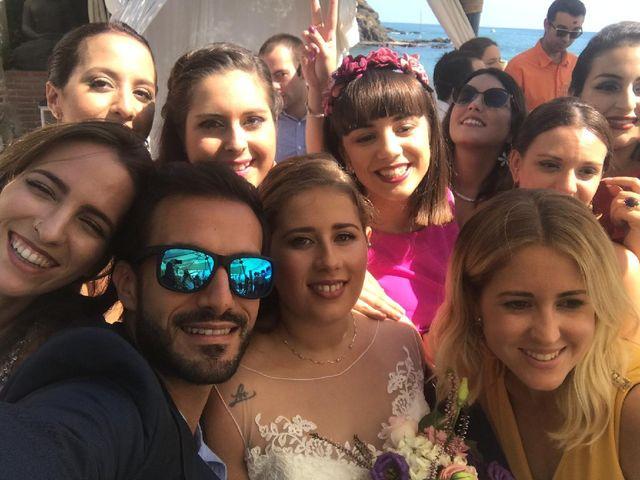 La boda de Irene  nevado y Maria muñoz en Benalmadena Costa, Málaga 19