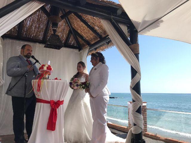 La boda de Irene  nevado y Maria muñoz en Benalmadena Costa, Málaga 20
