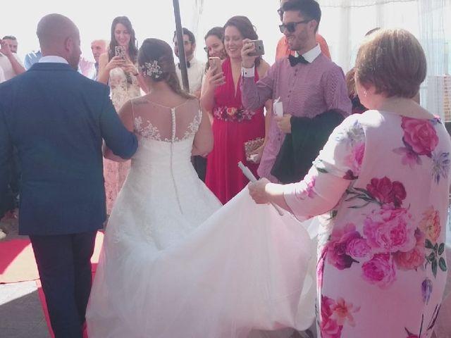La boda de Irene  nevado y Maria muñoz en Benalmadena Costa, Málaga 22