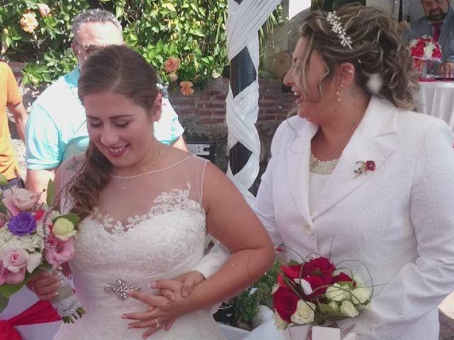 La boda de Irene  nevado y Maria muñoz en Benalmadena Costa, Málaga 23